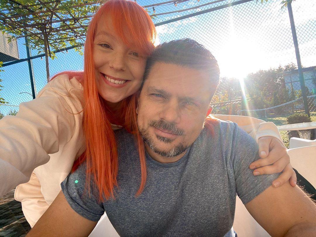 Светлана с мужем