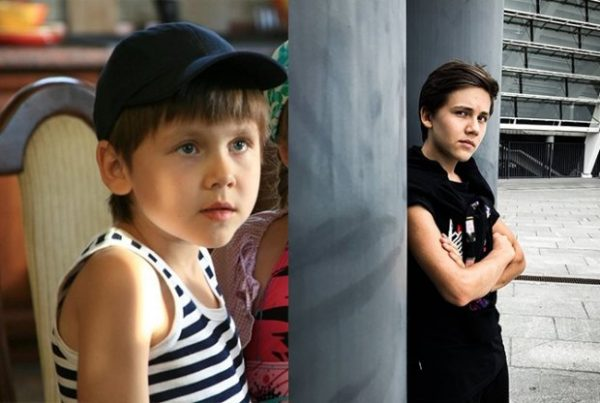 Константин Чернокрылюк: в сериале и сейчас