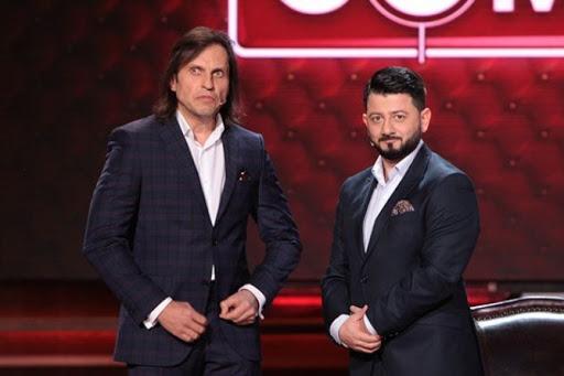 Михайло Галустян і Олександр Ревва