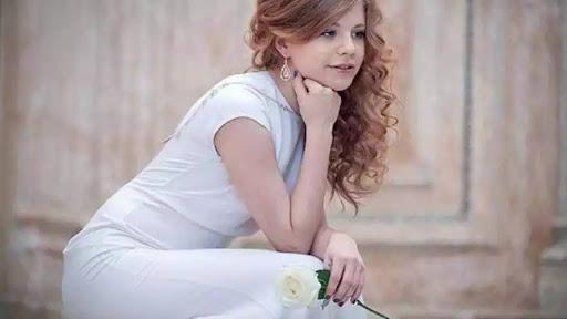 Маша Кончаловская, фото до аварии