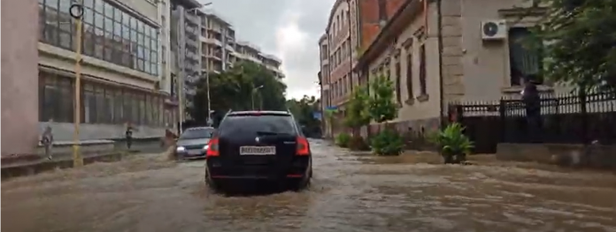Потоп в Ужгороді