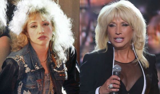 Ирина Аллегрова: до и после