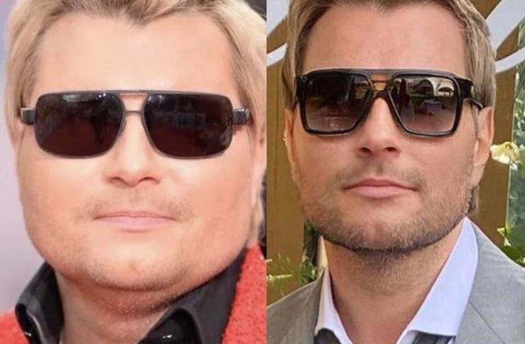 Басков показал как похудел