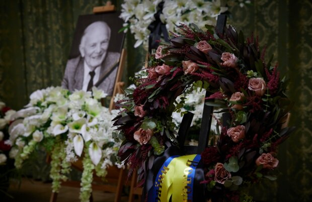 Прощання з Борисом Патоном
