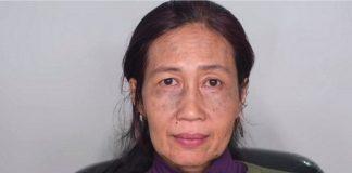 С помощью косметики 60-летняя женщина помолодела на несколько десятков лет