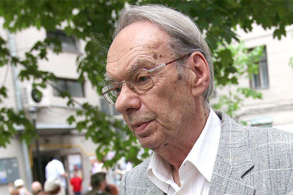 Алексей Баталов в последний год жизни