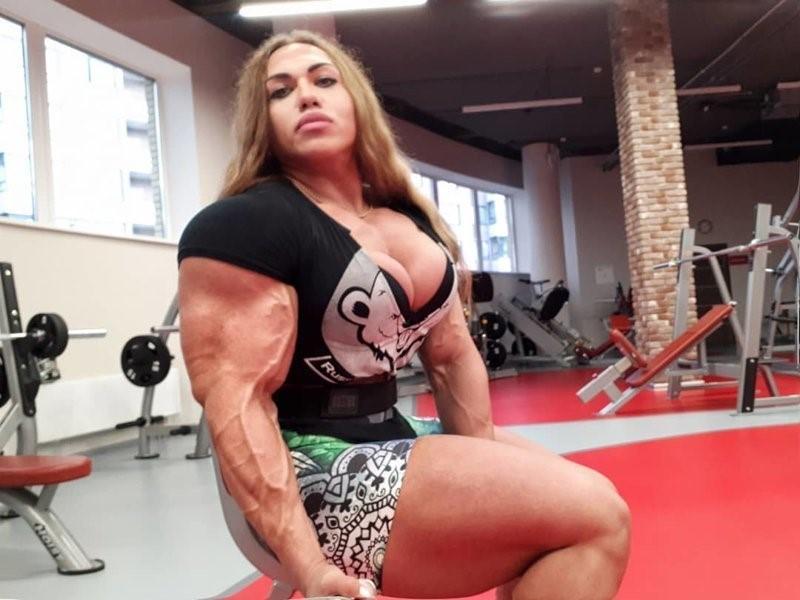 Тренування Наталь Кузнєцової