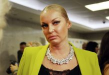 Волочкова потрапила в черговий скандал