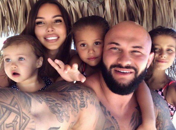 Джиган і його сім'я