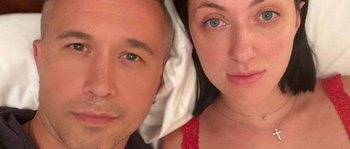 Сергій Бабкін і його дружина Сніжана