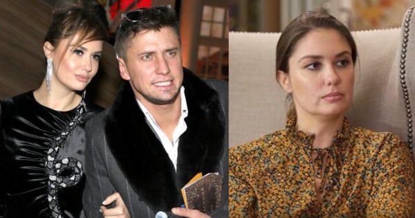 Агата Муцениеце и экс-муж Павел Прилучный
