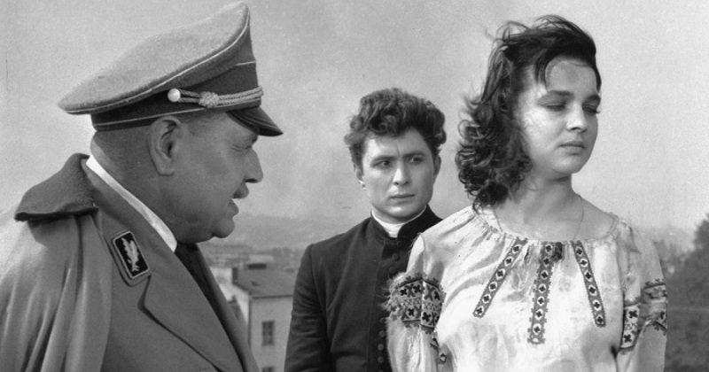 Інна Бурдученко у фільмі «Іванна»
