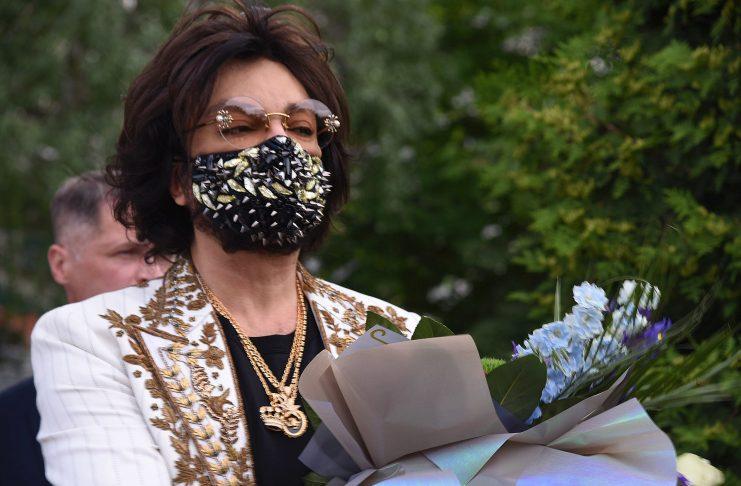 Пугачева и Галкин в опасности: зараженный Киркоров виделся с ними во время болезни