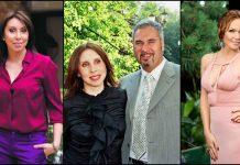 Колишня дружина Валерія Меладзе Ірина Малухіна і нинішня дружина Альбіна Джанабаєва