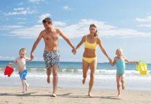 Відпочинок на морі з дітьми