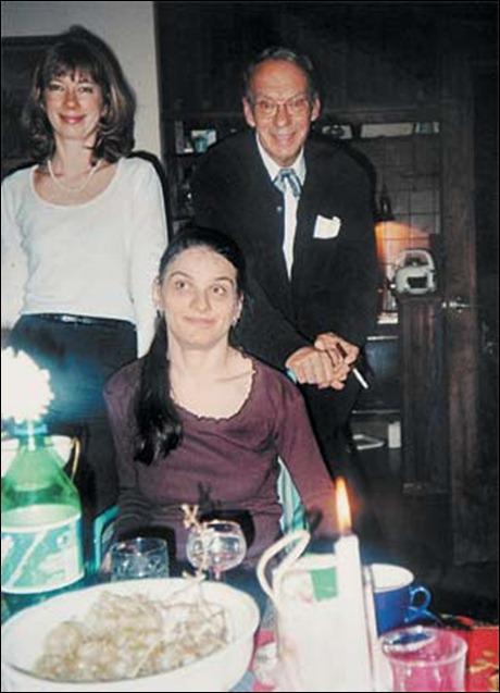 Баталов с дочерьми Екатериной и Марией