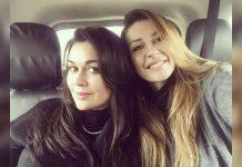 Анна Заворотнюк і її мати Анастасія