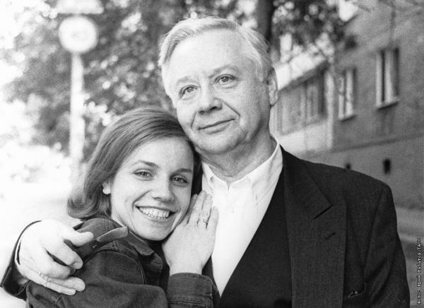 Марина и Олег в 1994-м