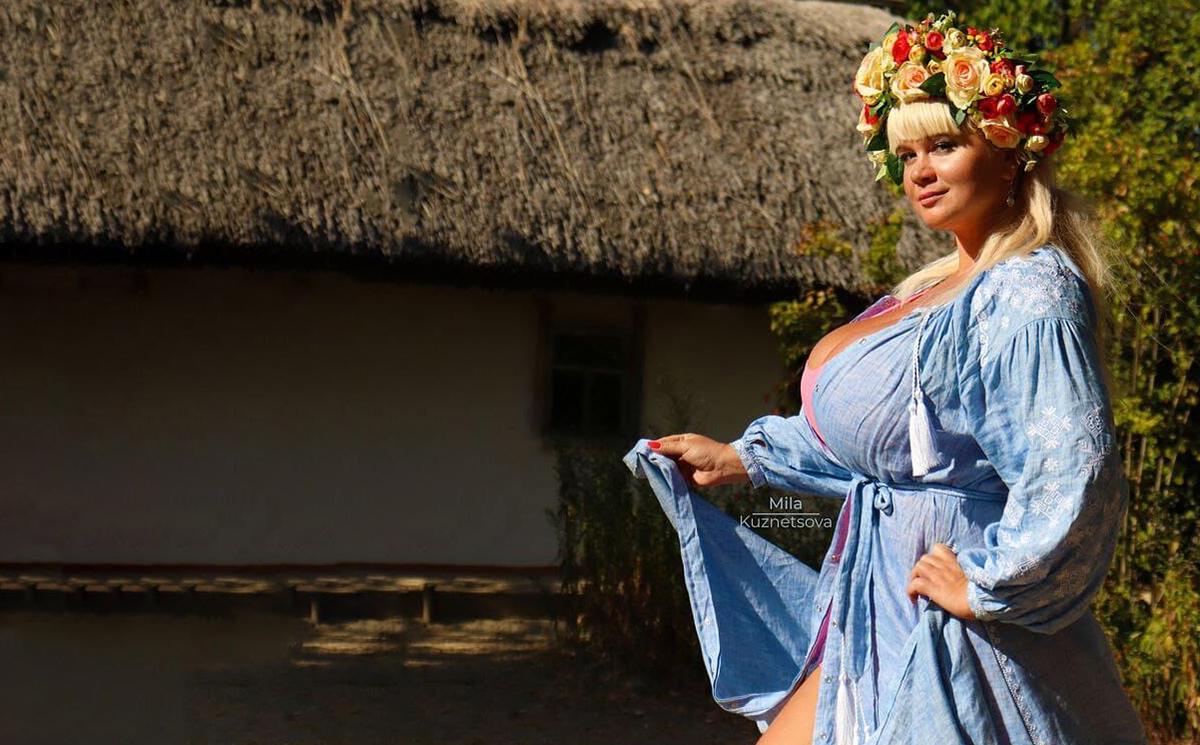 Тетки украинские
