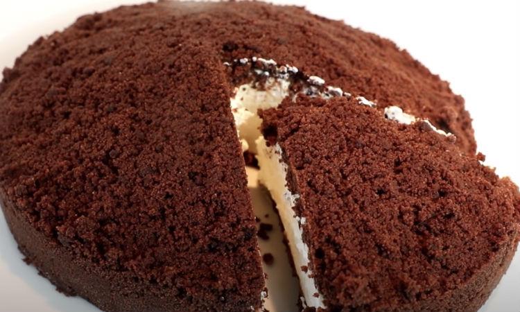 йогуртовий торт