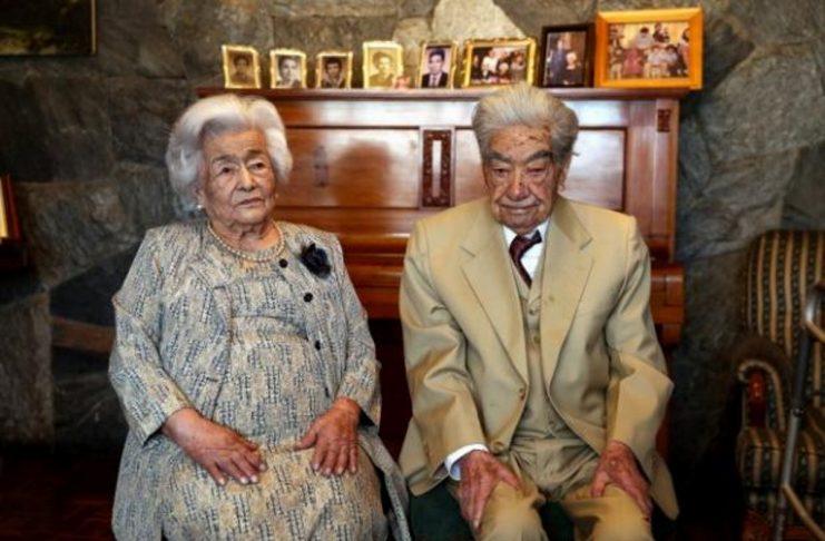 Супружеская пара попала в Книгу рекордов Гиннеса