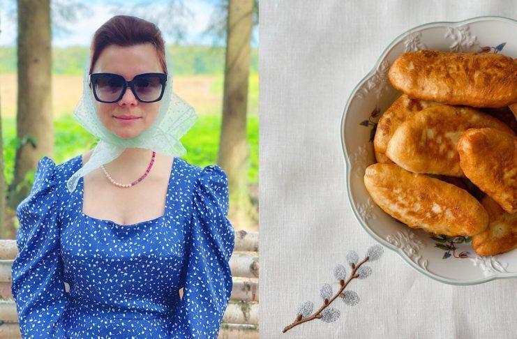 Татьяна Брухунова и ее пирожки