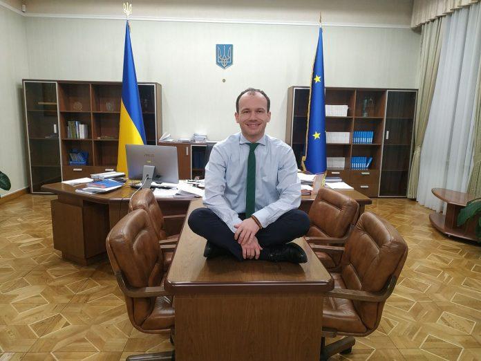 Міністр Денис Малюська