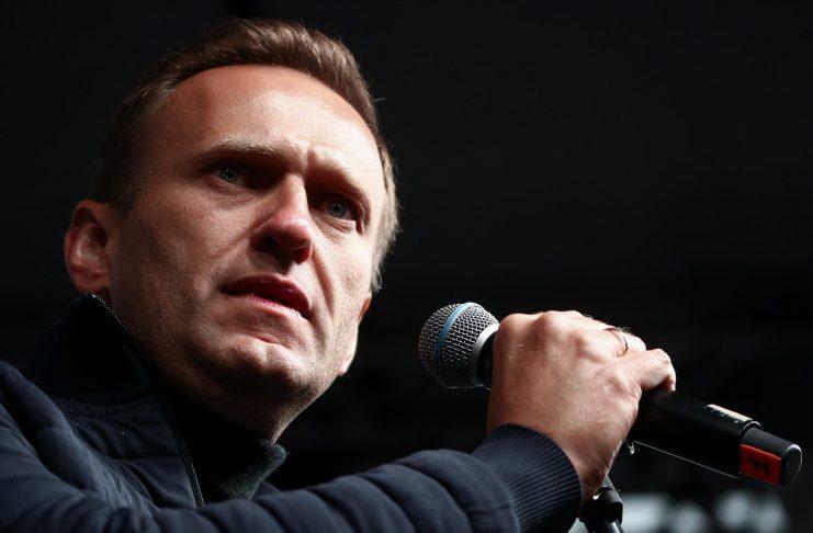 Алексей Навальный может не дожить до завтра