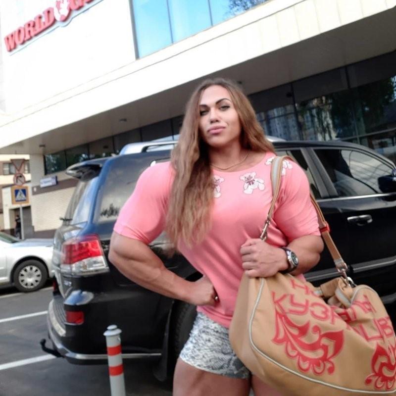 Наталя на шопінг