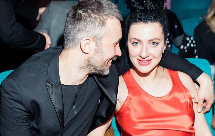 Сергій Бабкін і дружина Сніжана