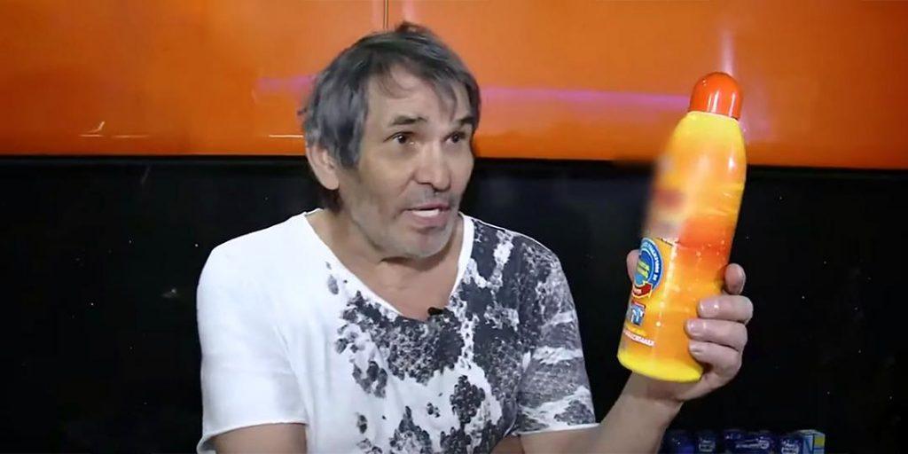 """Баррі Алібасов і """"Крот"""""""