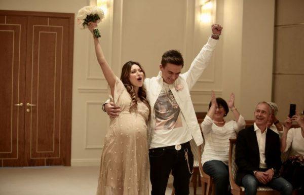 Свадьба Топалова и Тодоренко