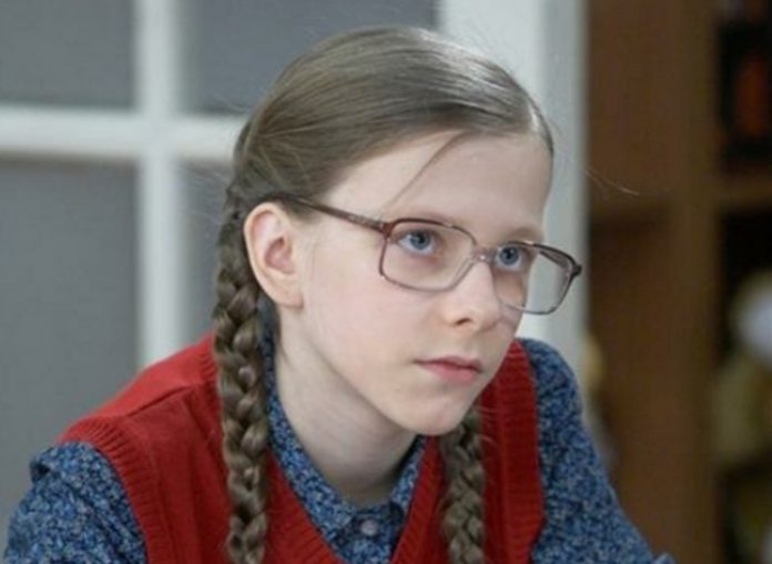 Ліза Арзамасова в серіалі