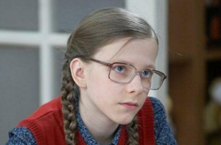 Лиза Арзамасова в сериале