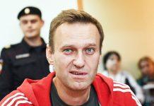 Навальний Олексій залишається в реанімації у важкому стані
