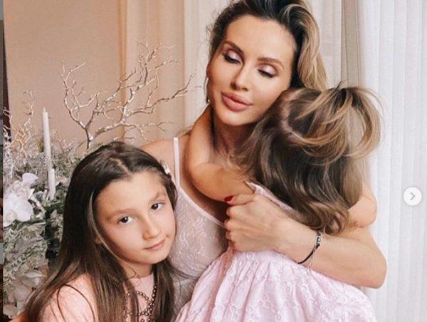 Світлана Лобода і її дочка