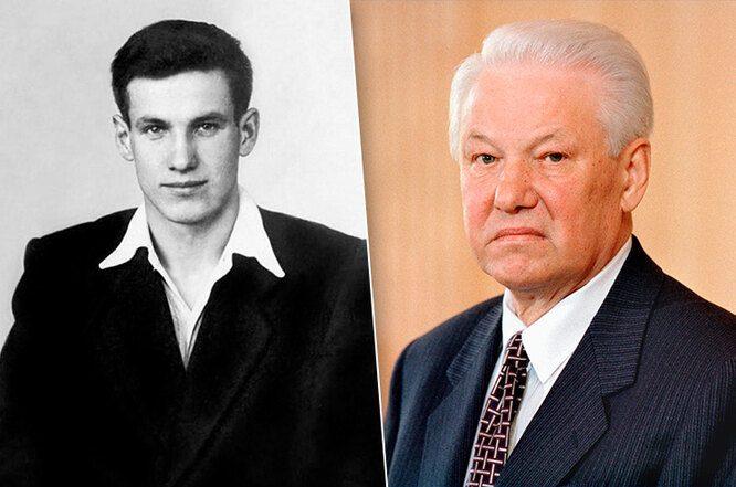 Борис Єльцин