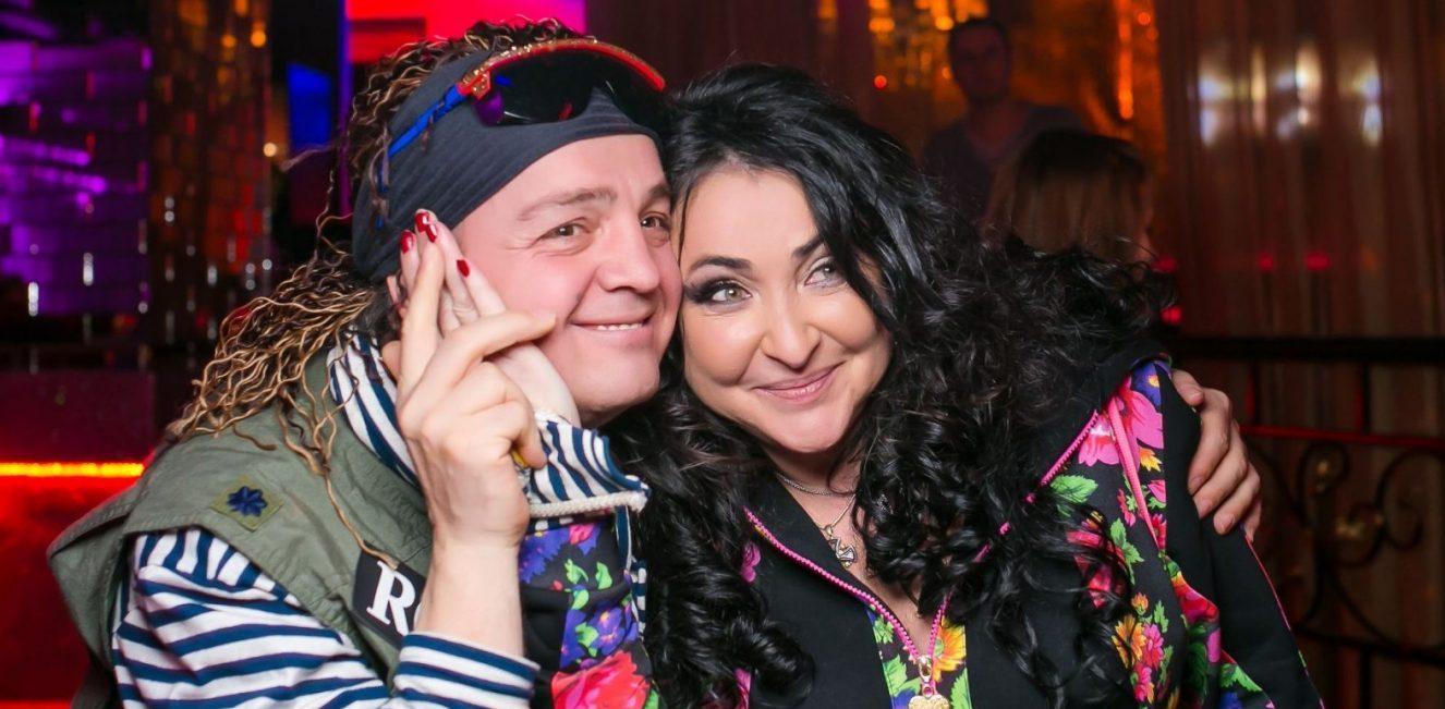 Джорж Ровалс и с Лолитой