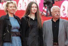 Сім'я Леоніда Якубовича