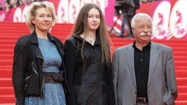 Семья Леонида Якубовича
