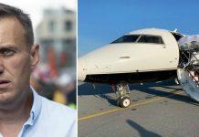 Олексія Навального перевозять в Німеччину