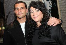 Лоліта з колишнім чоловіком Дмитром Івановим