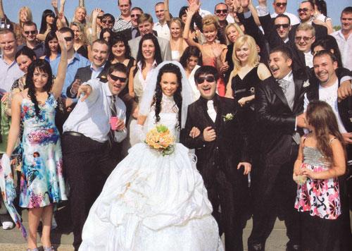 Свадьба Михаила Галустяна