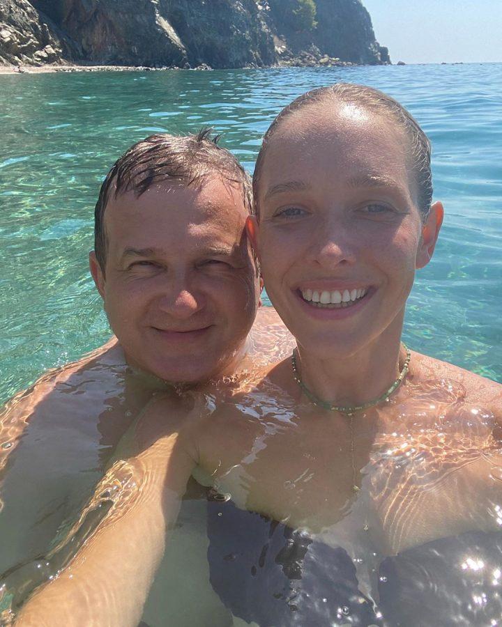 Катя Осадча и Юрий Горбунов