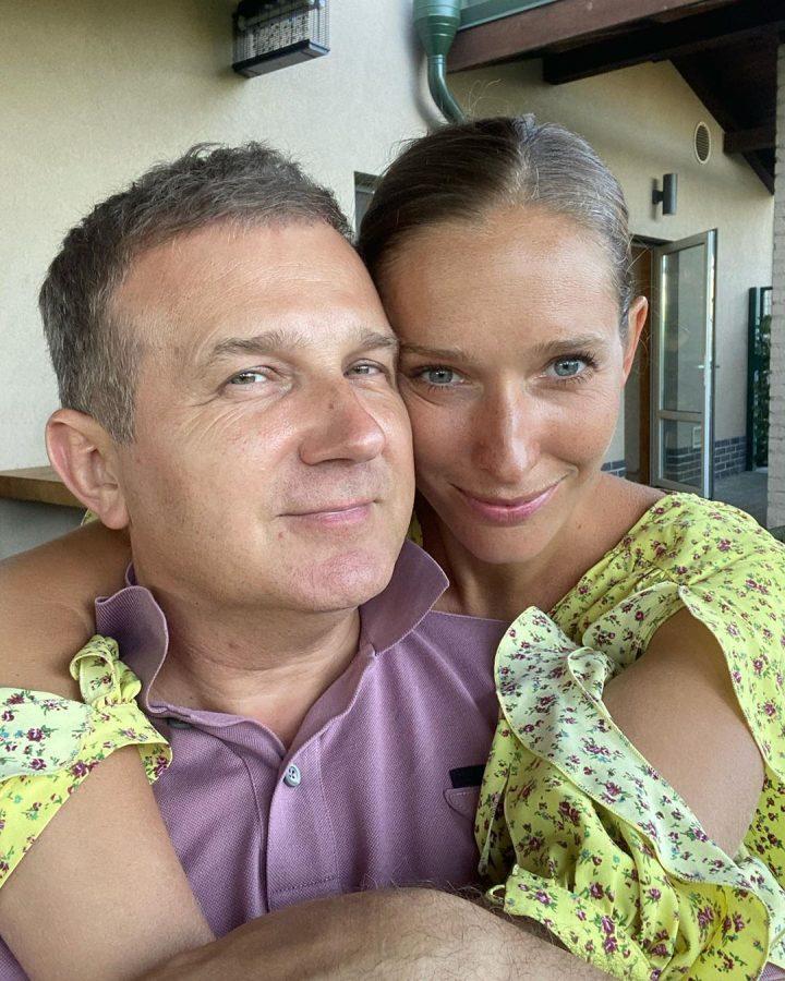 Юрий Горбунов и Катя Осадча