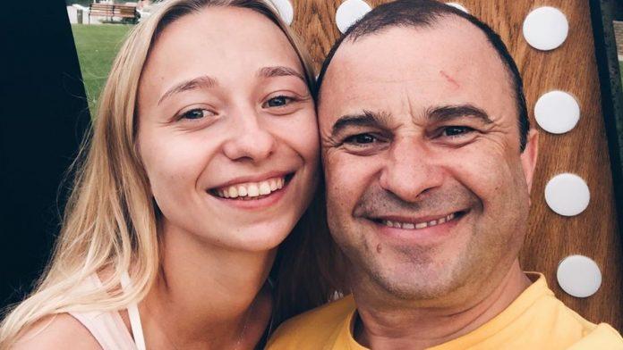 Віктор Павлик та Катерина Репяхова чекають першу спільну дитину