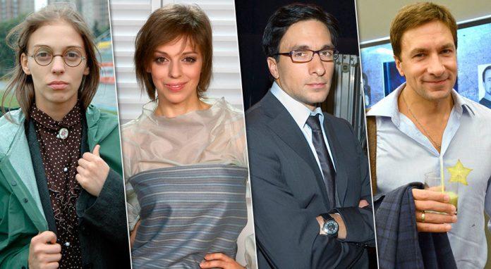Актори серіалу
