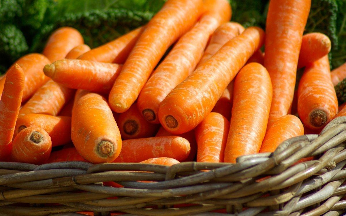 Желательно, чтобы сама морковь была сочной