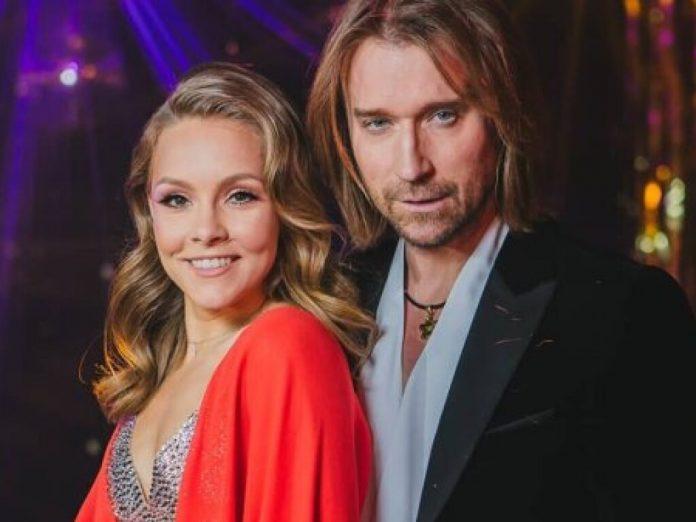 Олег Винник та Олена Шоптенко вийшли на паркет у першому ефірі