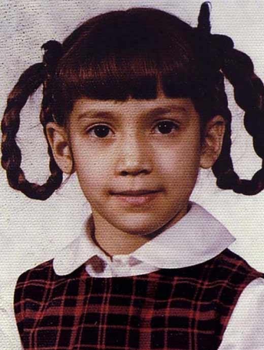 Дівчинка - майбутня зірка
